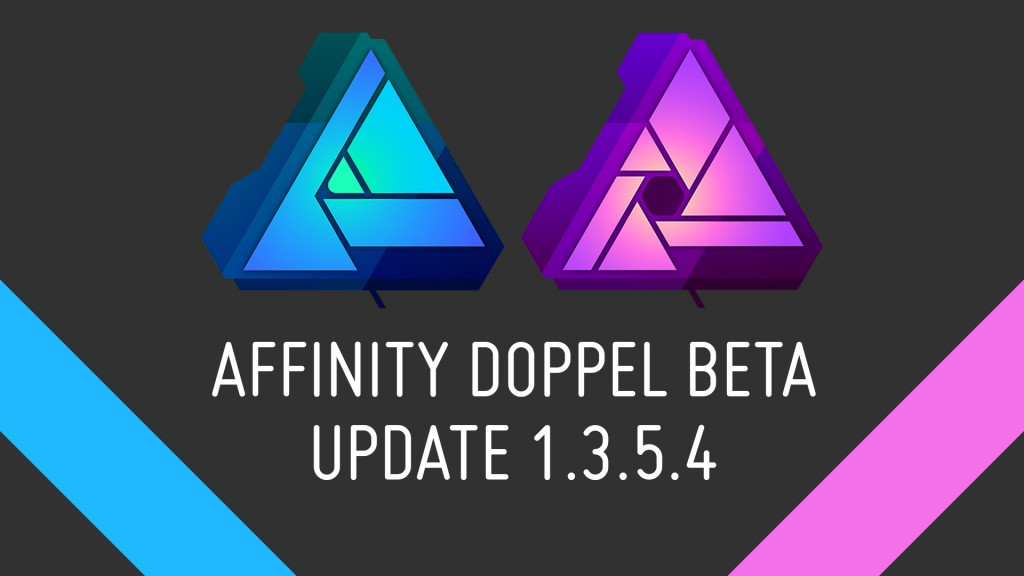 Affinity Update