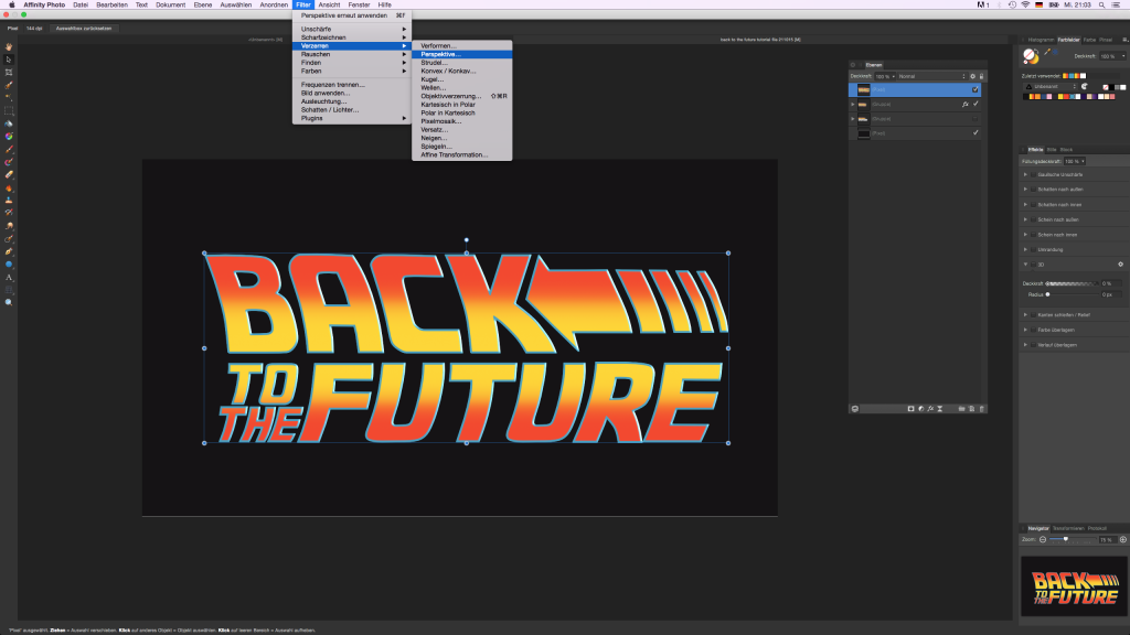 back_to_the_future_text_effect_tutorial_15