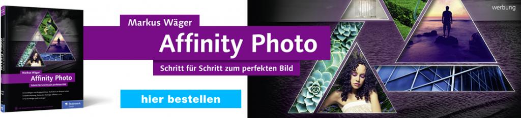 Affinity Photo Schritt fuer Schritt