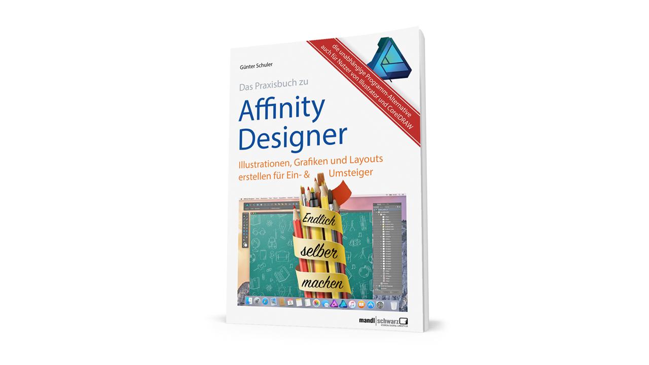 Praxisbuch zu Affinity Designer