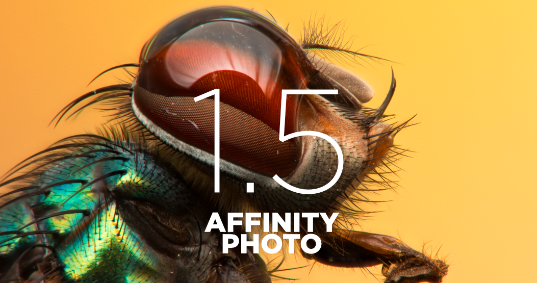 affinity photo 1.5 update