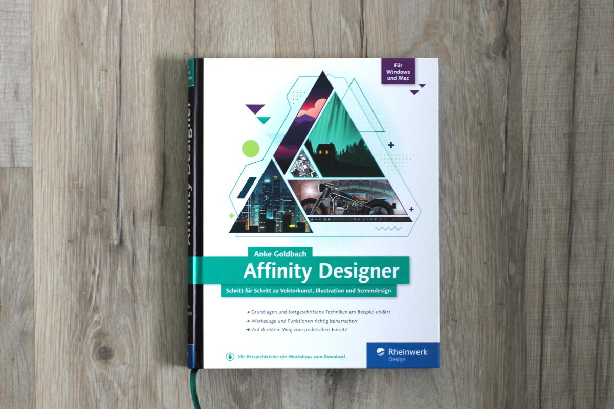 Affinity Designer Schritt für Schritt zu Vektorkunst