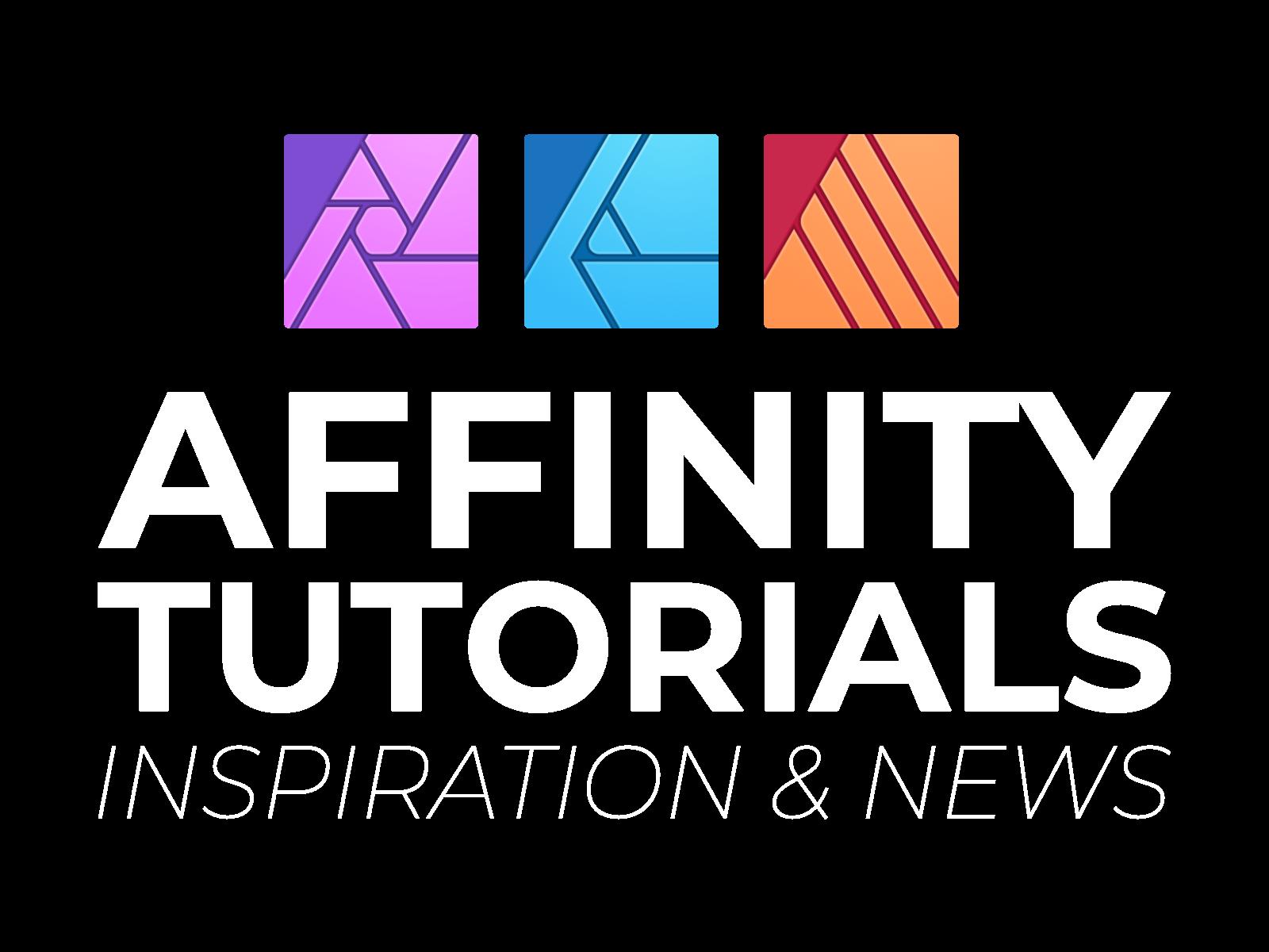Affinity Tutorials