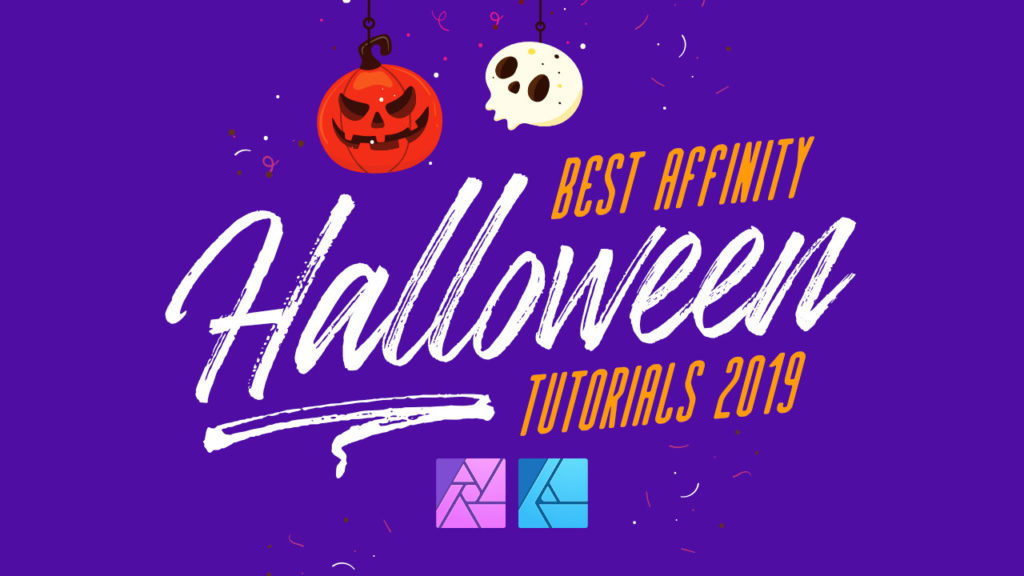 Affinity Halloween Tutorial