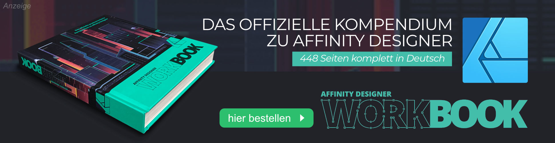 Affinity Designer Workbook Deutsch