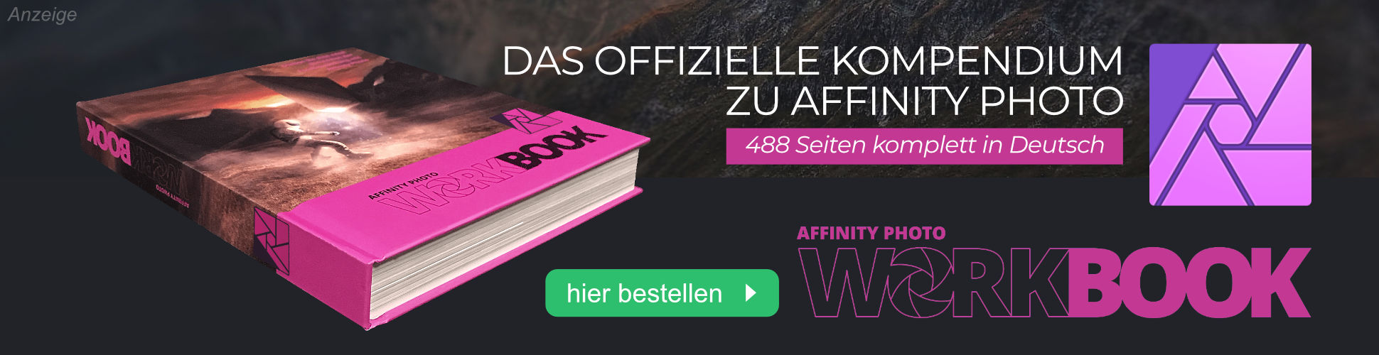 Affinity Photo Workbook Deutsch